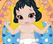 Snow White Baby Shower