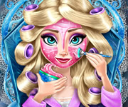 Elsa Frozen Real Makeover