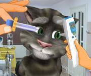Talking Tom Eye Care