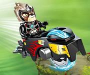 Lego Chima Lavertus Twin Blade