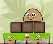 Pou Puzzle Jelly World