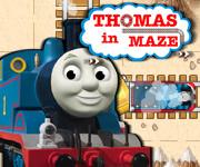 Thomas in Maze