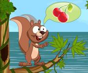 Squirrel Fruit Jump