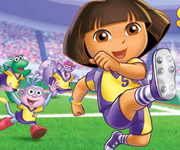 Dora Super Soccer Showdown