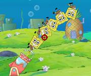Spongebob Cannon Hamburgerun