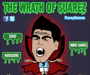 The Wrath of Suarez