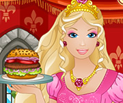 Barbie Burger Restaurant