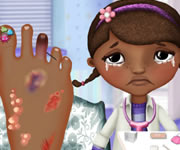Mcstuffins Foot Doctor