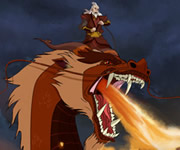 Legend of Korra Zukos Dragon Flight