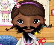 Mcstuffins Beard Shave