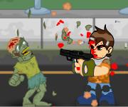 Ben 10 Zombie Halloween