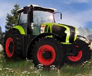 Tractor Farm Cargo