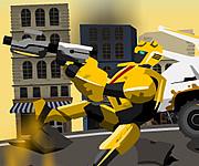 Transformer Buble Bee Rescue Mission