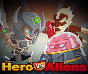 Hero vs Aliens