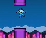 Flappy Megaman