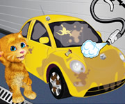 Talking Ginger Car Wash