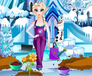 Elsas Ice Garden