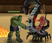 Planet Hulk Gladiators