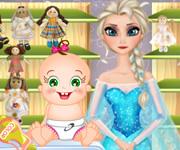 Baby Rosy Washing Dolls