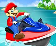 Mario Jetski Racing