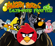 Igrica za decu Angry Birds Ultimate Battle