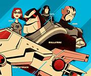 Ben 10 Rebel Fighters