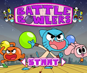 Play Gumball Battle Bowlers