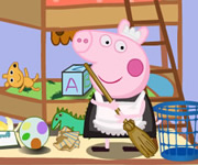 Peppa Pig Clean Room