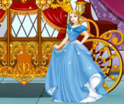 Cinderella Design Carriage
