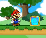 Mario Danger Forest