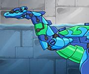 Dino Robot Deep Plesio