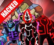 Ben 10 Omniverse Code Red Hacked