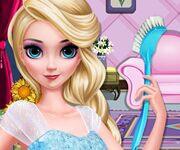 Elsa Do Chores