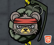 Teddy Bear Zombies Grenades