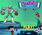 Teen Titans Go Last Villain Standing