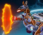 Robot Kangaroo
