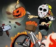 Newspaper Boy Halloween