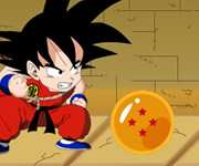Play Goku Collects Dragonballs