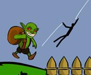 Spider Stickman Clash of…